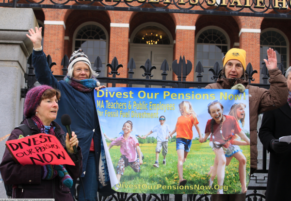 Wednesday Feb. 26 Divestment Campaign Rally
